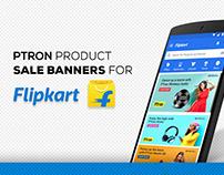 Flipkart Sale Banners