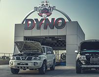 NAS Racing Dyno - Dubai Autodrome