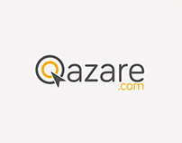 Qazare - Branding and web design