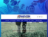Nashville Spine, Sport & Family Chiropractic Center Web