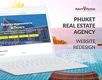 Apart Homes | Website