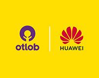 Otlob - Huawei