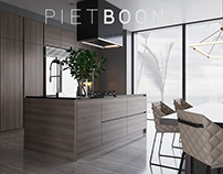 Piet Boon Signature kitchen | 3ds Max | Corona render |