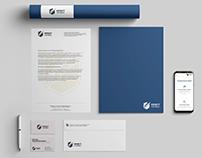Юрист Сервис - логотип и фирменный стиль