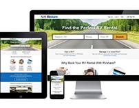 RVshare Responsive Website Design