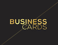 Business Cards Collection