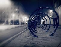 Foggy City - Budapest