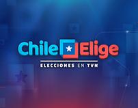Chile Elige 2017 - TVN