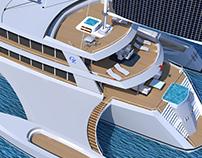 Gutierrez Reinizio Yacht Concept