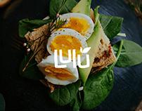 Identidade Visual | Lulu Salada