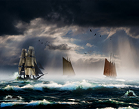 The Stormy Armada #TakeTenContest