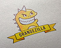 Orangezilla branding
