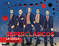 La Grela Quinteto de Tango: Superclásico