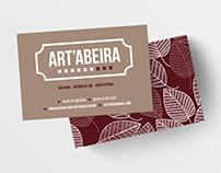 ART'ABEIRA (Identidade + Cartões + Redes Sociais)