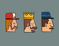 Hats, Hairs and Beards