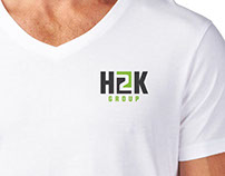 H2K Group Logo