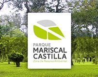 Señalética Parque Mariscal Castilla
