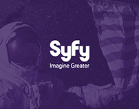 Syfy - YCN 2015   Sci-fi Convention Concept