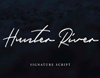 HUNTER RIVER - FREE SIGNATURE SCRIPT
