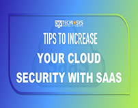 Tips to increase your cloud security with SaaS