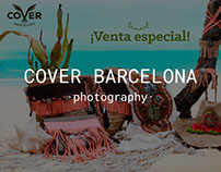 COVER BARCELONA - Advertising photography