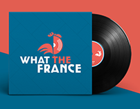 What The France - Brand Identity for Le Bureau Export