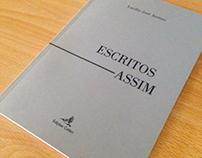 COVER: ESCRITOS ASSIM