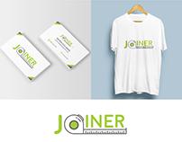 Joiner - Branding and T-shirt