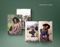 Arizona Girl Publication Design
