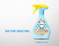 Febreze for Adulting