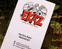 Logo designed for Ekaz