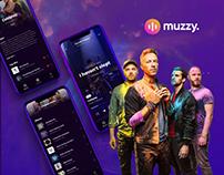 Social Music streaming app