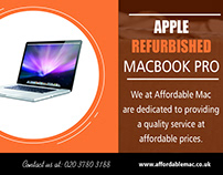 Apple Refurbished Macbook Pro| 02037803188 | affordable