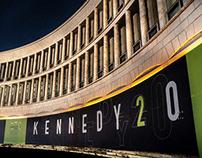 Kennedy 20 - Building / Branding