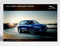 Jaguar Pre-Sales Brochures