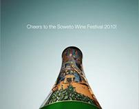 Soweto Wine Festival - Print Design