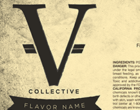 Package Design - V-Collective