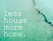 Home Typography Decor