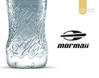 Bottles and labels design for Mormaii water & isotonic