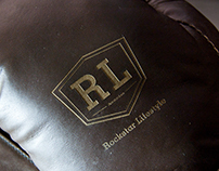Rockstar Lifestyle boxing gloves
