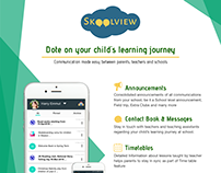 Flyer for Skoolview