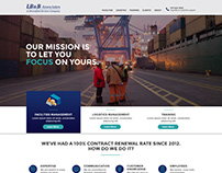 LB&B Website Redesign
