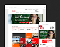 IESE MBA Web
