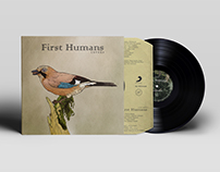 First Humans Vinyl covers
