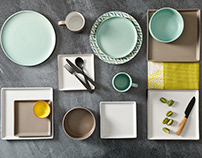 Food & Prop Styling: Tableware Collections 1
