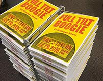 Full Tilt Boogie Gig Poster