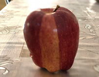 Apple's slice.