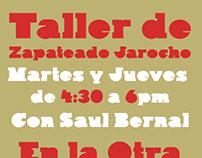 Taller de Zapateado