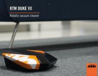 Model building, KTM Robotic vacuum cleaner