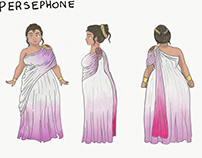 Persephone concept character